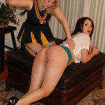 Spanking Sorority Girls